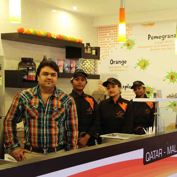 franchise juicejounge in india