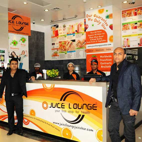 Juice store business plan